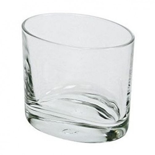 Amuse-Bouche Ellipse Becher 11 cl, 4,5 x 6,5 cm, 6,5 cm hoch