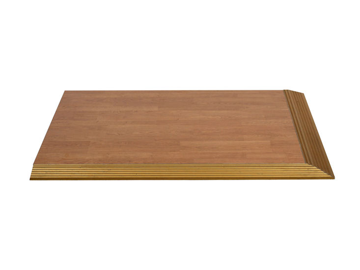 Laminattanzboden, Plattengröße 1,00 x 1,25 m / pro m² (ohne Verlegen)