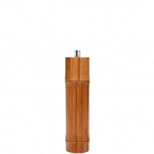 Bambus Pfeffer- und Salzmühle 22 cm hoch