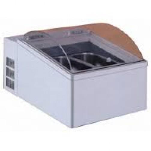 Speiseeisvitrine  Icebox 2 V