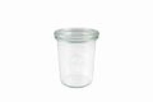 Weckglas 160 ml, ohne Deckel