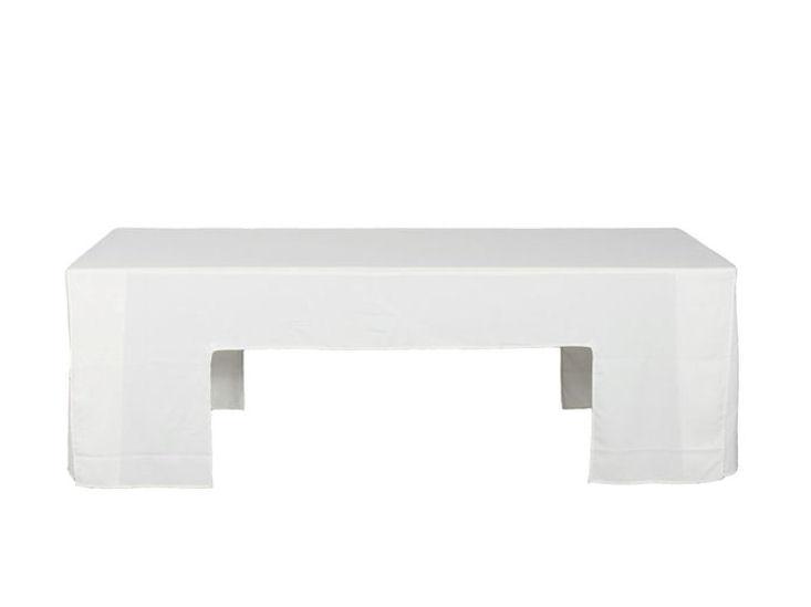 Tischhusse ecru, für Tisch (Art.nr.400011) 2,20 m x 0,70 m