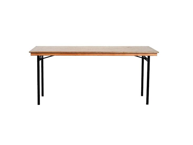 Banketttisch 1,50 x 0,80 m