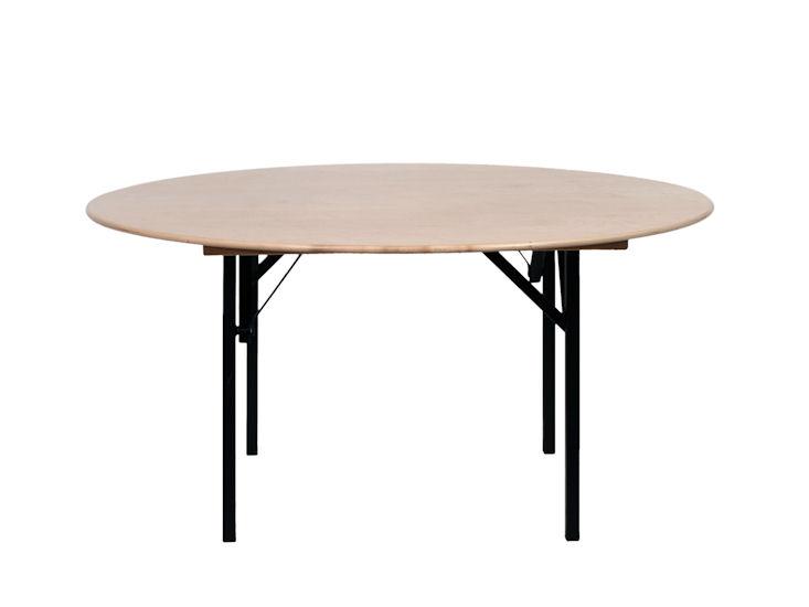 Sitztisch 150 cm Ø