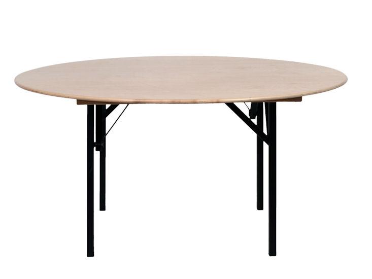 Sitztisch 180 cm Ø
