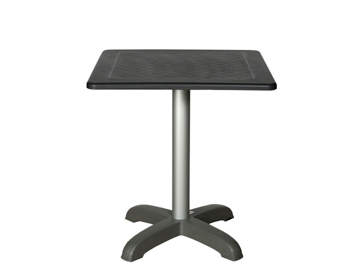 Tisch *Dodo*, anthrazit, 70 x 70 cm