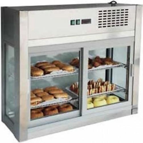 Kühltheke Schauvitrine mit 2 Glasschiebetüren