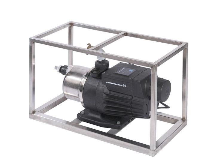 Druckerhöhungspumpe 230V