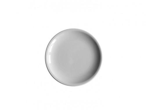 Brotteller, 17 cm Ø, weiß