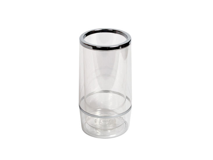 Flaschenkühler, Acryl