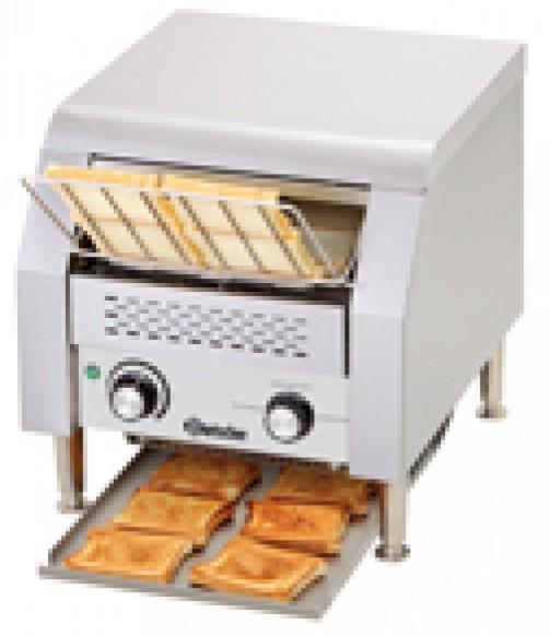 Durchlauftoaster, für ca. 150 Toastscheiben pro Stunde