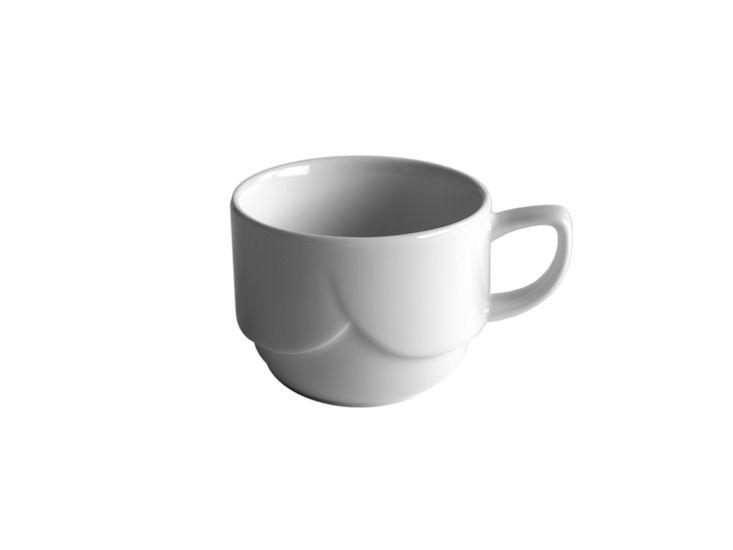 Kaffeetasse, Lotus