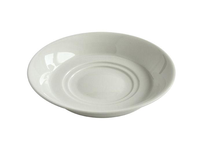 Untertasse 17 cm Ø, für Kaffeebecher 30 cl, Fine Dine