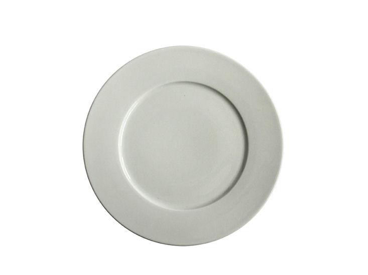 Flacher Eßteller, 27 cm Ø, Fine Dine