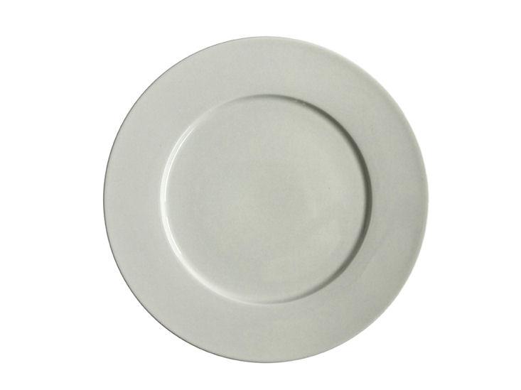 Flacher Eßteller, 31 cm Ø, Fine Dine