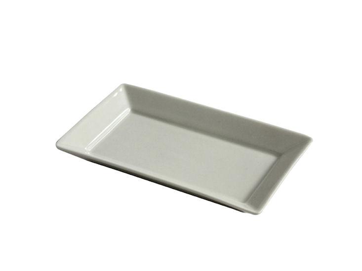 Rechteckige Platte, 7,5 x 12 cm, All Spice