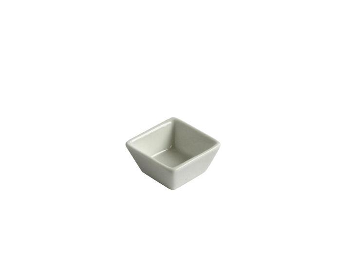 Quadratische Schale, 4 x 4 cm