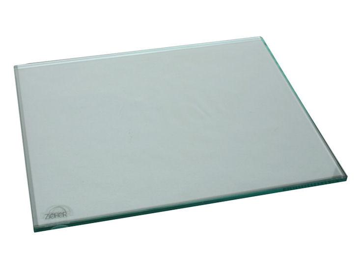 Glasplatte 42 x 34 cm