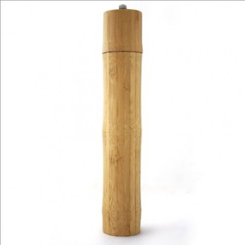 Bambus Pfeffer- und Salzmühle 32 cm hoch