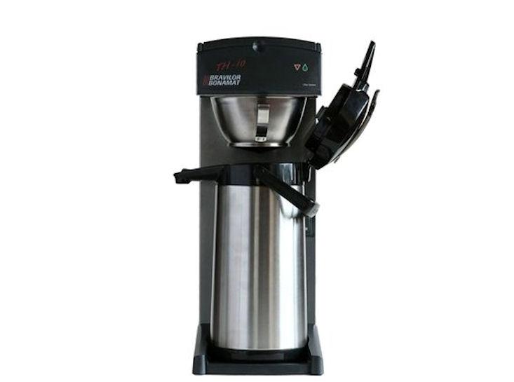 Kaffeemaschine für Pumpkannen, 230 V / 2,02 KW, inkl. einer Pumpkanne ca. 2 l
