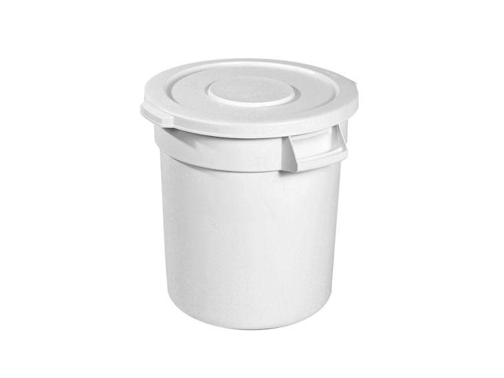 Mehl- und Zuckerbehälter, Kunststoff, 30 l