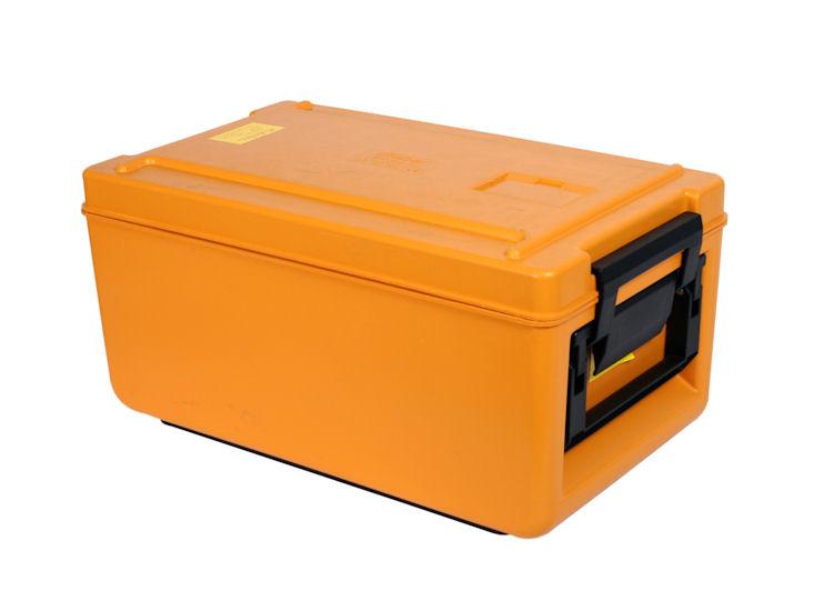 Speisencontainer, toploader, für 1/1 GN, bis 20 cm tief