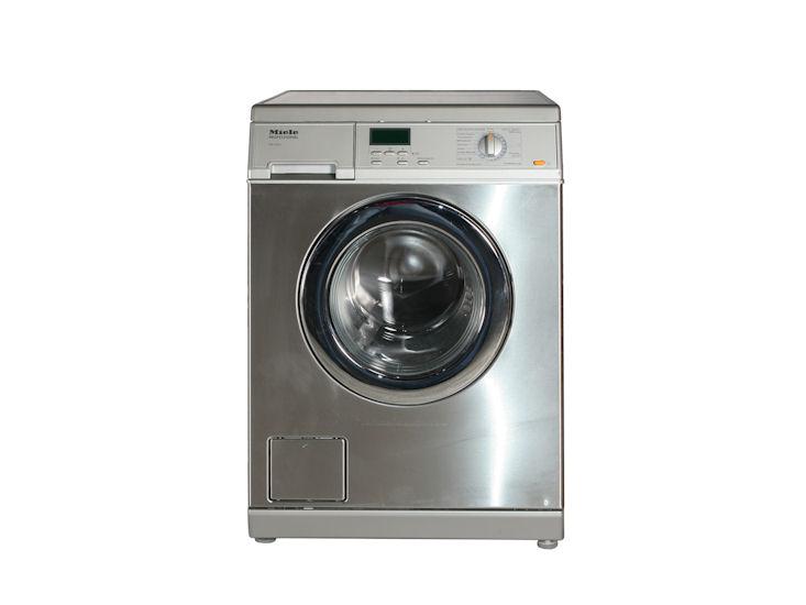 Waschmaschine 6,5 kg Füllgewicht, Edelstahl