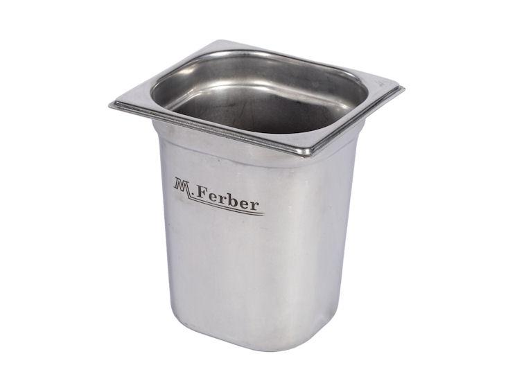 Gastronorm Behälter 1/6, 20 cm tief / 3,4 l
