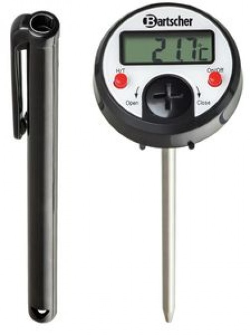 Thermometer digital, -50 bis + 150° C,