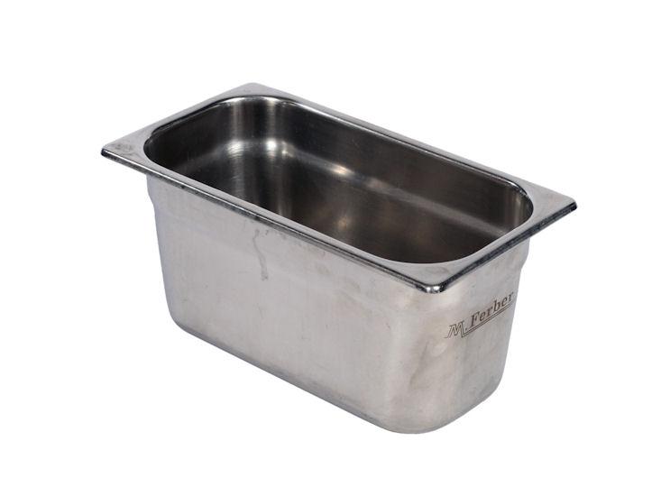 Gastronorm Behälter 1/3, 15 cm tief / 5,75 l
