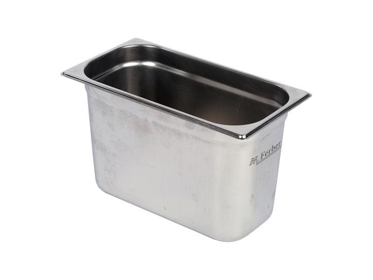 Gastronorm Behälter 1/3, 20 cm tief / 7,8 l