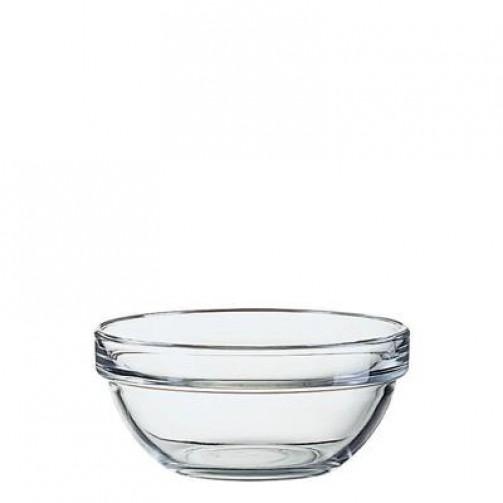 Glasschälchen, 0,33 l, 12 cm Ø, 5,5 cm hoch