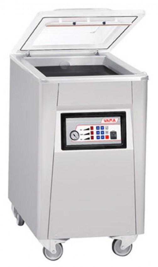 Vakuumverpackungsmaschine, mit Begasung, Standgerät