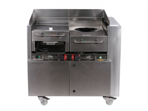 Varithek Air-Cleaning-System (ACS) Set mit Randabsaugung