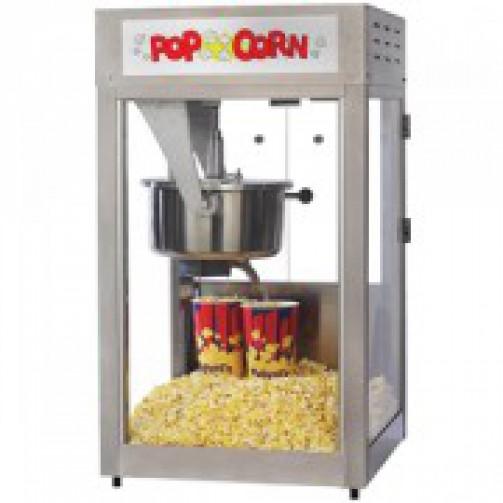 Popcornmaschine ca. 7,9 kg / Std.