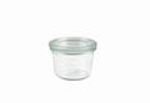 Weckglas 80 ml, ohne Deckel