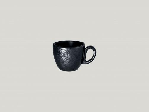 Espressotasse, 8 cl, Karbon