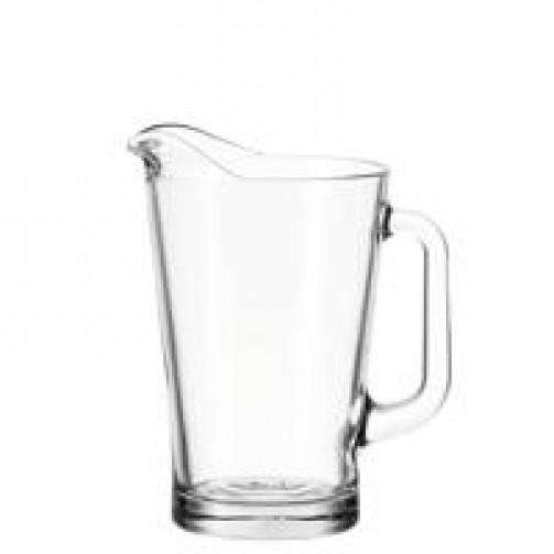 Glaskaraffe - Pitcherkrug,  1,8l