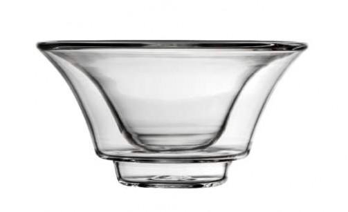 Fondueaufsatz Glas, doppelwandig