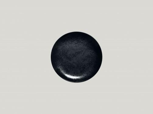 Brotteller, 15 cm Ø, Karbon