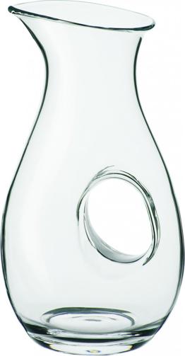 excl. Glaskaraffe 1,5 l, mundgeblasen