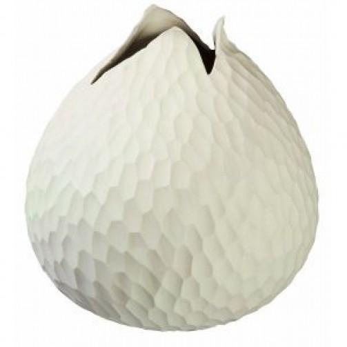 Vase Carve, H 10,5cm, 10cm Ø