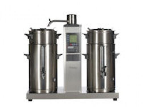 Kaffeemaschine, 2 x 10 l, 60 l pro Std.(nur Brüheinheit und Filteraufsätze)