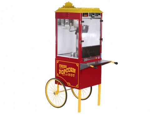 Popcornmaschine ca. 3,2 kg / Std.