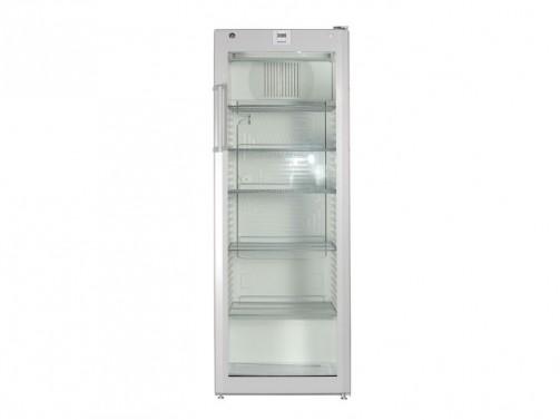 Liebherr Getränke- Kühlschrank, Glastür, Umluft, 335 l