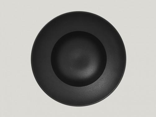Teller extra tief, 26 cm Ø, 48 cl, schwarz Neo Fusion