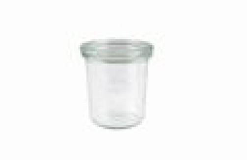 Weckglas 140 ml, ohne Deckel